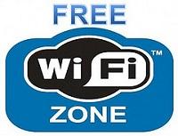 Free WiFi by Podere Casanova @ Flickr